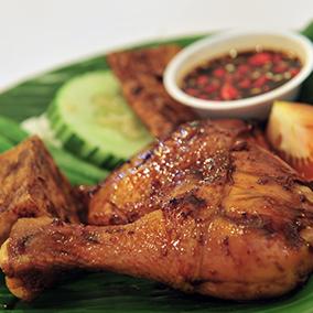 Ayam Goreng, Ayam bakar, Ayam Barbecue, Ayam BBQ